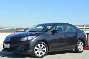 2013 Mazda Mazda3 i SV Carfax 1-Owner - No Accidents  Damage Reported to CARFAX 16 X 65 Ste