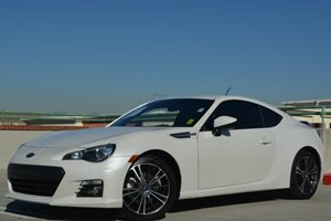 2014 Subaru BRZ Limited Carfax 1-Owner Air Conditioning  Climate Control Air Conditioning  Mul