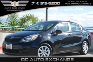2013 Kia Rio LX Carfax Report - No Accidents  Damage Reported to CARFAX Fuel Economy  28 Mpg Ci