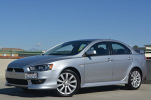 2011 Mitsubishi Lancer GTS Carfax Report - No Accidents  Damage Reported to CARFAX 18 Alloy Wh