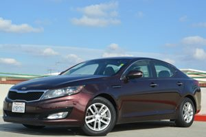 2013 Kia Optima LX Carfax 1-Owner - No Accidents  Damage Reported to CARFAX Air Conditioning  A