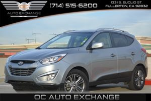 2015 Hyundai Tucson Limited Carfax 1-Owner - No Accidents  Damage Reported to CARFAX Audio  Sat