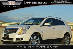 2012 Cadillac SRX Performance Collection Carfax 1-Owner - No Accidents  Damage Reported to CARFAX