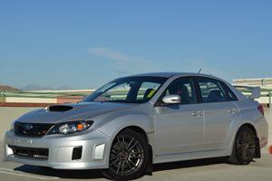 2011 Subaru Impreza Sedan WRX WRX STI Carfax Report 18 Alloy Wheels Air Conditioning  AC Co