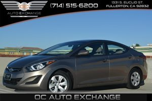 2016 Hyundai Elantra Limited Carfax 1-Owner - No Accidents  Damage Reported to CARFAX Active Eco