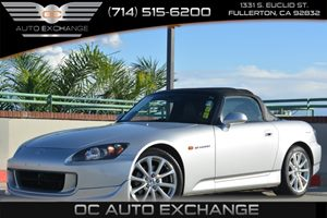 2006 Honda S2000  Carfax Report - No Accidents  Damage Reported to CARFAX Air Conditioning  AC