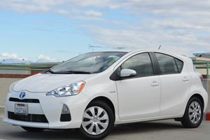 2014 Toyota Prius c Four Carfax Report Air Conditioning  AC Air Conditioning  Climate Control