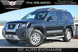 2014 Nissan Xterra S Carfax 1-Owner Air Conditioning  AC Audio  Auxiliary Audio Input Audio