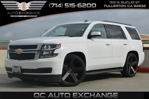 2015 Chevrolet Tahoe LT Carfax 1-Owner Air Conditioning  Climate Control Air Conditioning  Mul