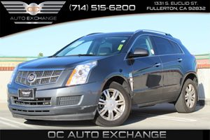 2012 Cadillac SRX Luxury Collection Carfax 1-Owner - No Accidents  Damage Reported to CARFAX Air