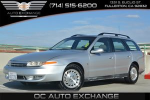2001 Saturn LW  Carfax Report Air Conditioning  AC Convenience  Cruise Control Mirrors  Pow