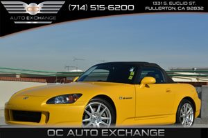 2005 Honda S2000  Carfax Report - No Accidents  Damage Reported to CARFAX Air Conditioning WMic