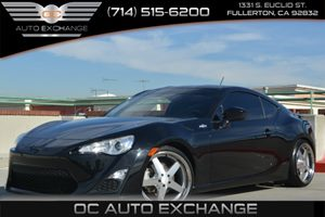 2013 Scion FR-S  Carfax 1-Owner Audio  Auxiliary Audio Input Convenience  Leather Steering Whe
