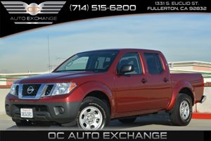 2014 Nissan Frontier S Carfax Report - No Accidents  Damage Reported to CARFAX Air Conditioning