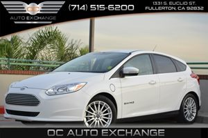 2013 Ford Focus Electric  Carfax 1-Owner - No Accidents  Damage Reported to CARFAX Air Condition