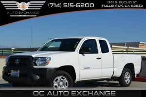 2014 Toyota Tacoma  Carfax 1-Owner - No Accidents  Damage Reported to CARFAX Air Conditioning