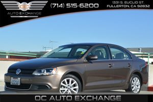 2013 Volkswagen Jetta Sedan SE wConvenience Carfax 1-Owner Air Conditioning  AC Audio  Satel