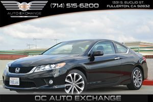 2013 Honda Accord Cpe EX-L Carfax Report - No Accidents  Damage Reported to CARFAX Air Condition