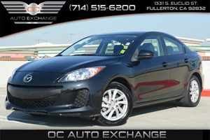 2012 Mazda Mazda3 i Touring Carfax 1-Owner - No Accidents  Damage Reported to CARFAX Audio  Aux