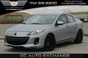 2013 Mazda Mazda3 i SV Carfax 1-Owner - No Accidents  Damage Reported to CARFAX  Dolphin Gray