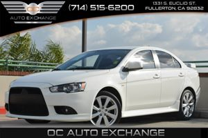 2014 Mitsubishi Lancer GT Carfax 1-Owner Air Conditioning  AC Air Conditioning  Climate Contr