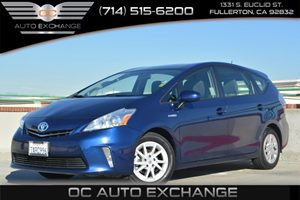 2013 Toyota Prius v Five Carfax 1-Owner - No Accidents  Damage Reported to CARFAX Convenience