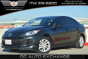 2012 Mazda Mazda3 i Touring Carfax 1-Owner - No Accidents  Damage Reported to CARFAX Air Conditi