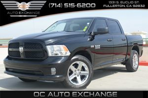 2014 Ram 1500 Express Carfax 1-Owner Air Conditioning  AC Audio  Auxiliary Audio Input Audio
