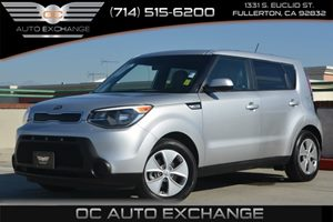 2015 Kia Soul Base Carfax 1-Owner - No Accidents  Damage Reported to CARFAX Air Conditioning  A