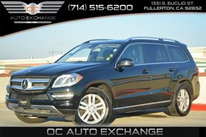 2013 MERCEDES GL450 SUV Carfax 1-Owner - No Accidents  Damage Reported to CARFAX Air Conditionin