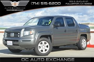2007 Honda Ridgeline RT Carfax Report - No Accidents  Damage Reported to CARFAX Air Conditioning