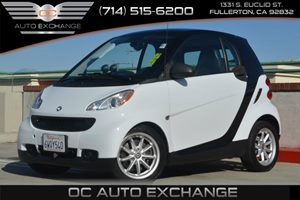 2008 Smart fortwo Pure Carfax Report - No Accidents  Damage Reported to CARFAX Convenience  Lea
