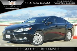 2013 Lexus ES 350 4dr Sdn Carfax 1-Owner - No Accidents  Damage Reported to CARFAX Air Condition