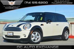 2009 MINI Cooper Clubman  Carfax Report Air Conditioning  AC Audio  AmFm Stereo Fuel Econom