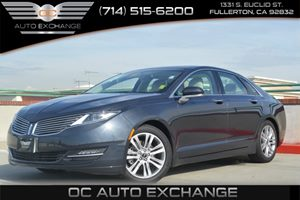 2013 Lincoln MKZ  Carfax 1-Owner - No Accidents  Damage Reported to CARFAX Air Conditioning  Cl
