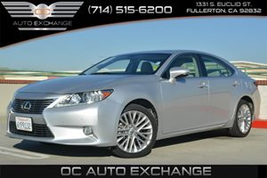 2013 Lexus ES 350 4dr Sdn Carfax 1-Owner Air Conditioning  AC Air Conditioning  Climate Contr