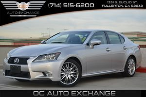 2013 Lexus GS 450h Hybrid Carfax 1-Owner Air Conditioning  Multi-Zone AC Air Conditioning  Re