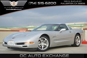 2004 Chevrolet Corvette  Carfax Report - No Accidents  Damage Reported to CARFAX Air Conditionin