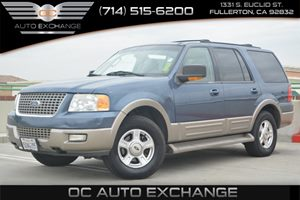 2003 Ford Expedition Eddie Bauer Carfax Report - No Accidents  Damage Reported to CARFAX Air Con