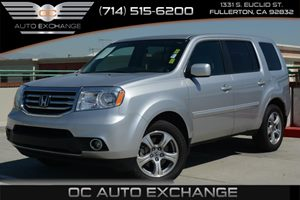 2013 Honda Pilot EX Carfax 1-Owner Air Conditioning  Multi-Zone AC Air Conditioning  Rear AC