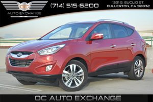 2014 Hyundai Tucson Limited Carfax 1-Owner - No Accidents  Damage Reported to CARFAX Air Conditi