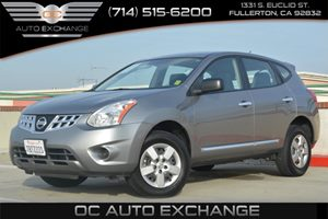 2013 Nissan Rogue S Carfax 1-Owner Air Conditioning  AC Audio  AmFm Stereo Audio  Auxiliar