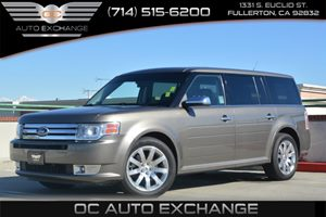 2012 Ford Flex Limited AWD Carfax Report - No Accidents  Damage Reported to CARFAX Air Condition