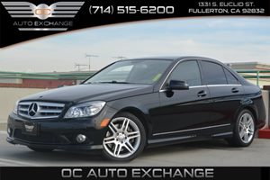 2010 MERCEDES C350 Sport Sedan Carfax Report - No Accidents  Damage Reported to CARFAX Air Condi