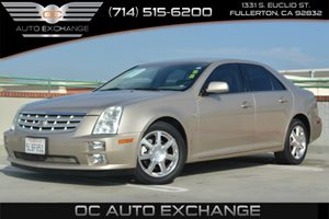2005 Cadillac STS  Carfax Report - No Accidents  Damage Reported to CARFAX Air Conditioning  A