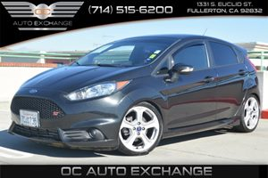 2014 Ford Fiesta ST Carfax 1-Owner - No Accidents  Damage Reported to CARFAX Air Conditioning