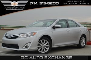 2014 Toyota Camry Hybrid XLE Carfax 1-Owner Air Conditioning  Climate Control Air Conditioning
