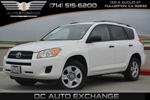 2010 Toyota RAV4  Carfax Report Air Conditioning  AC Fuel Economy  22 Mpg City  28 Mpg Highw