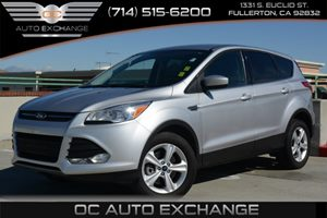 2014 Ford Escape SE EcoBoost 4WD Carfax 1-Owner Air Conditioning  AC Audio  Auxiliary Audio I