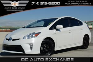 2015 Toyota Prius One Carfax 1-Owner - No Accidents  Damage Reported to CARFAX Air Conditioning